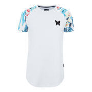 Good For Nothing Men's Paradise T-Shirt - White