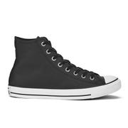 Converse Men's Chuck Taylor All Star Hi-Top Trainers - Black/Egret