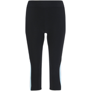 Skins A200 Women's Thermal 3/4 Tights - Black/Glacier