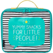 Happy Jackson Yummy Snacks Lunch Bag