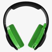 SkullCandy Gaming SLYR Headset + GMX-1 - Black/Green (Xbox One)
