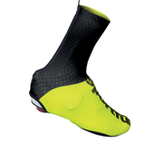 Sportful Lycra Shoe Covers - Black/Yellow