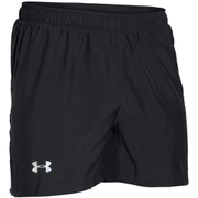 Under Armour Men's Launch 5 Inch Run Shorts - Black