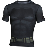 Under Armour Men's Transform Yourself Batman Compression Short Sleeve Shirt - Black