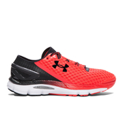 Under Armour Men's SpeedForm Gemini 2 Running Shoes - Red/White/Black