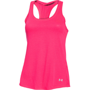 Under Armour Women's Streaker Running Tank Top - Red