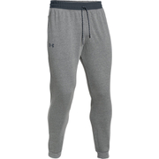 Under Armour Men's Tri-Blend Fleece Jogger Trousers - Grey