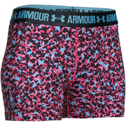 Under Armour Women's HeatGear Armour Printed Shorty - Pink