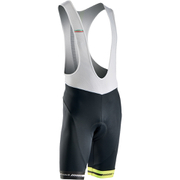Northwave Logo 2 Bib Shorts - Black/Yellow Fluo