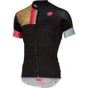 Castelli Rodeo Short Sleeve Jersey - Black