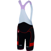 Castelli Free Aero Race Kit Bib Shorts - Black/Red