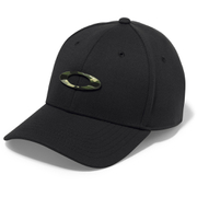 Oakley Tincan Cap - Black/Green