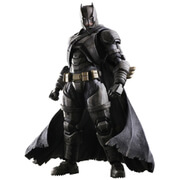 Square Enix DC Comics Batman v Superman Dawn of Justice Play Arts Kai Armored Batman 10 Inch Figure