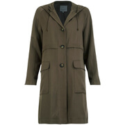 Great Plains Women's Dixie Mac Coat - Grey