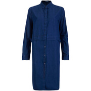 Great Plains Women's Lightweight Denim Dress - Vintage Blue