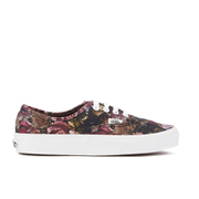 Vans Women's Authentic Floral Trainers - Moody Floral/Black/True White