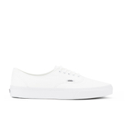 Vans Men's Authentic Decon Premium Leather Trainers - True White