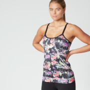 Myprotein Tank Top, Dam - Graffiti