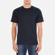 Carhartt Men's Short Sleeve Base T-Shirt - Navy/White