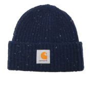 Carhartt Men's Anglistic Beanie - Navy Heather
