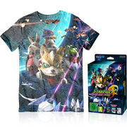 Star Fox Zero: First Print Edition + T-Shirt