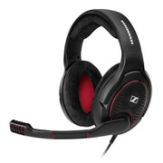 Sennheiser Game One Open Over-Ear Gaming Headset with Noise Cancelling Mic - Black