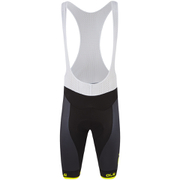 Alé Excel Radical Bib Shorts - Black/Yellow