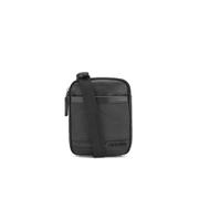 Calvin Klein Men's Ethan Mini Flat Crossover Bag - Black