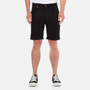 Selected Homme Men's Nalex Denim Shorts - Black