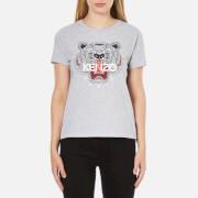 KENZO Women's Tiger T-Shirt - Light Grey
