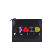KENZO Women's Occasions A4 Clutch - Black