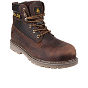 Amblers Safety Men's FS164 Lace Up Boots - Brown