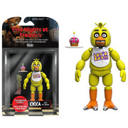 Five Nights At Freddys Chica 5 Inch Action Figure