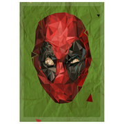 In Pieces' - Deadpool inspired Artwork Print - 14 x 11 Inches