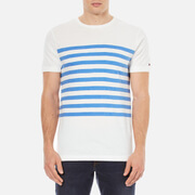 Tommy Hilfiger Men's Lester Striped T-Shirt - Blithe