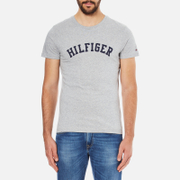 Tommy Hilfiger Men's Organic Cotton T-Shirt - Grey Heather