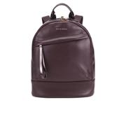 WANT LES ESSENTIELS Women's Mini Piper Backpack - Bordeaux/Gilded Plum