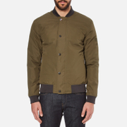 Barbour X Steve McQueen Men's Green Jacket - Army Green