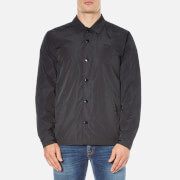 OBEY Clothing Men's Baker Graphite Coach Jacket - Black