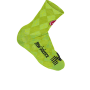 Castelli Cannondale Pro Cycling Team Belgian Bootie Shoe Covers - Green