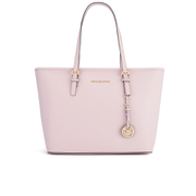 MICHAEL MICHAEL KORS Jet Set Travel Top Zip Tote Bag - Pink