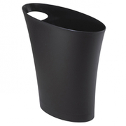 Umbra Skinny Waste Can - Black