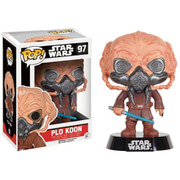 Star Wars (Exc) Plo Koon Funko Pop! Figur