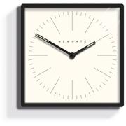 Newgate Mr. Robinson Wall Clock - Matte Black