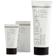 St. Tropez Gradual Tan Duo - Light/Medium