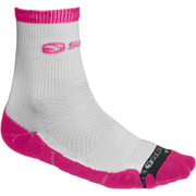 Sugoi RSR 1/4 Socks - Electric Salmon