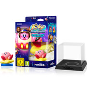 Kirby: Planet Robobot + Kirby amiibo + amiibo Display Case Pack