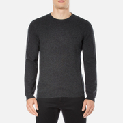 BOSS Green Men's C-Cecil Crew Neck Jumper - Black