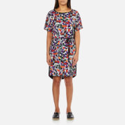 PS by Paul Smith Women's Spot Paul's Photo Printed Dress - Multi