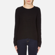 Vero Moda Women's Lex Long Sleeve Jumper - Black